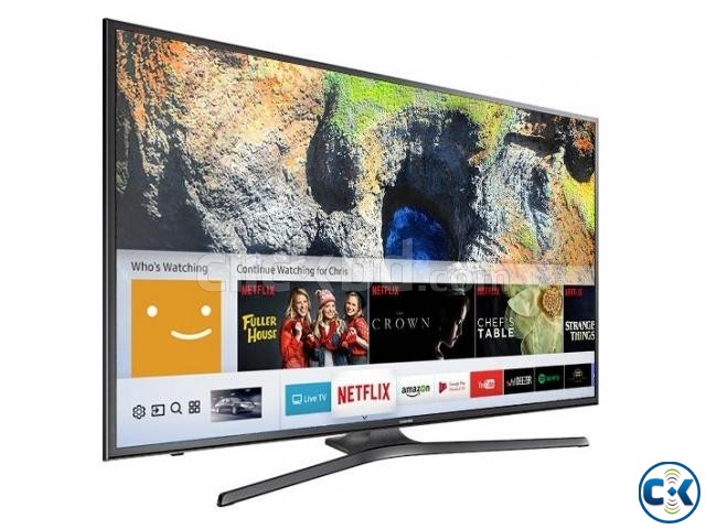 Samsung UA-65MU6100 65 Ultra HD 4K Smart TV | ClickBD large image 2