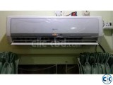 Gree GSH-18UG 1.5 Ton 18000 BTU U-Poem Wall Mount Split AC