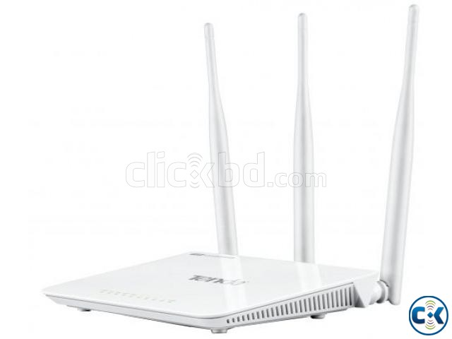 Tenda F3 300Mbps Wi-Fi Router | ClickBD large image 1