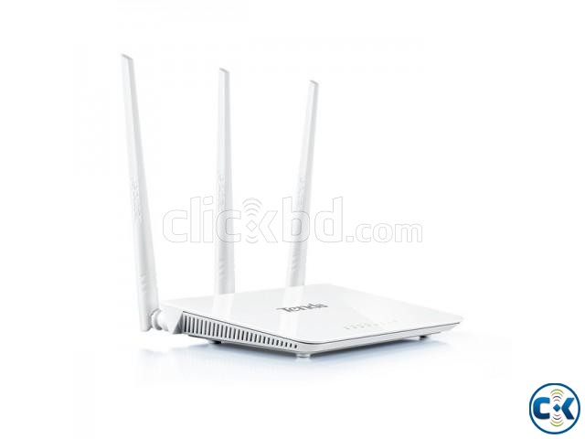 Tenda F3 300Mbps Wi-Fi Router | ClickBD large image 2