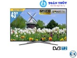 SAMSUNG SMART LED NEW 43M5500 TV