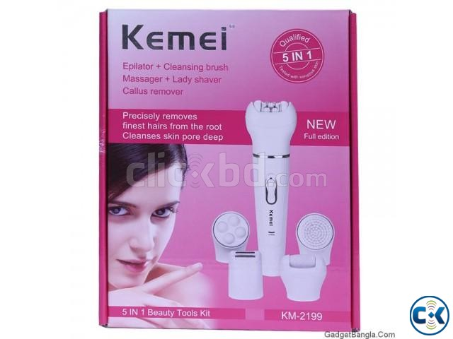 Kemei Km-2199 1195122.  | ClickBD large image 0