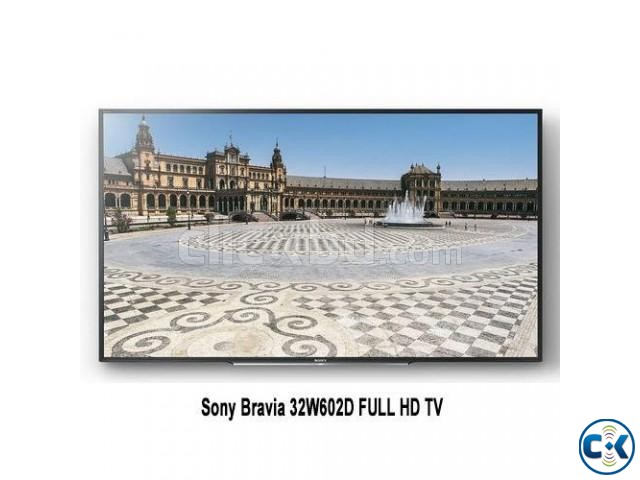 Sony Bravia 32 Inch LED TV Full Smart KLV-32W602D | ClickBD large image 1