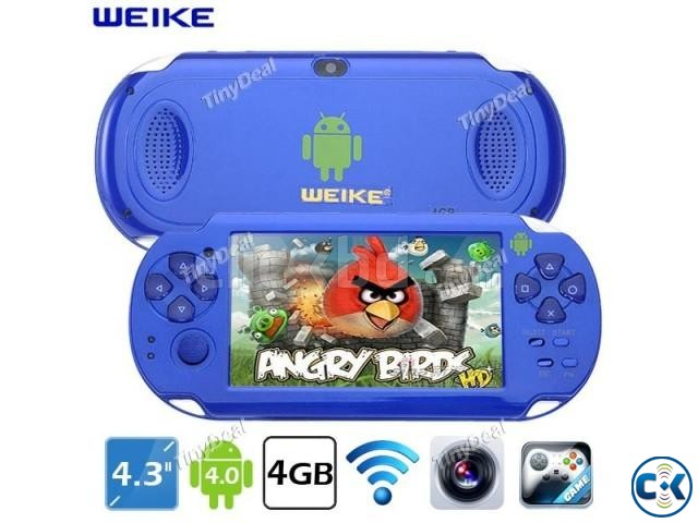 PSP China Games player brand new best price | ClickBD large image 0