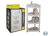 4 Layer corner shelf