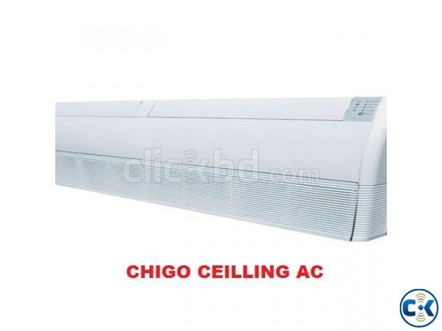 3 TON CHIGO BRAND CEILLING TYPE AC   ClickBD