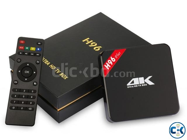 T96 H96 Pro Android TV Box 1GB 2GB 3GB 8GB 16GB Android 7.1 | ClickBD large image 0