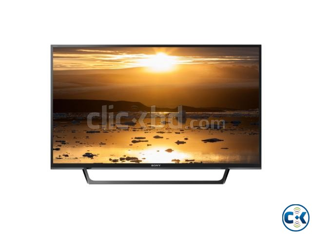 SONY BRAVIA 40 FHD SMART TV W660E WITH 1 YEAR GUARANTEE | ClickBD large image 2