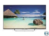SONY BRAVIA 55 3D ANDROID TV W800C WITH 1 YEAR GUARANTEE