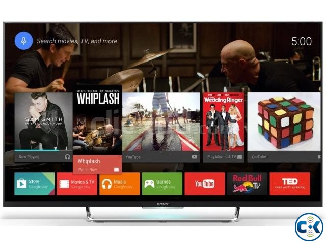 SONY BRAVIA 55 3D ANDROID TV W800C WITH 1 YEAR GUARANTEE | ClickBD large image 1