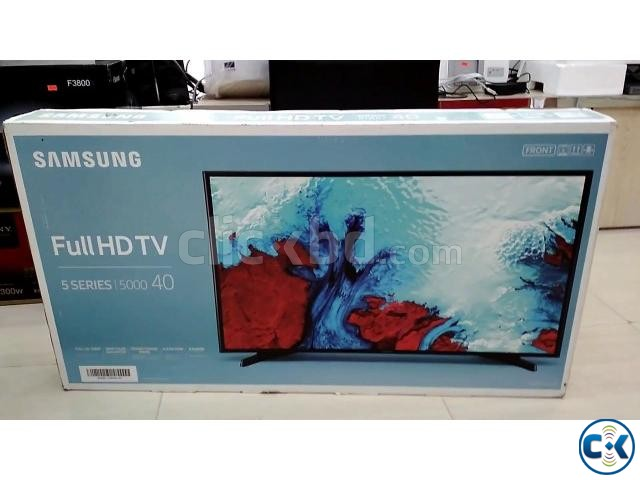 SAMSUNG 40 FULL HD TV M5000 WITH 1 YEAR GUARANTEE | ClickBD large image 1