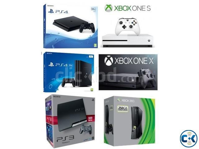 PS4 brand new best price with warranty | ClickBD large image 1