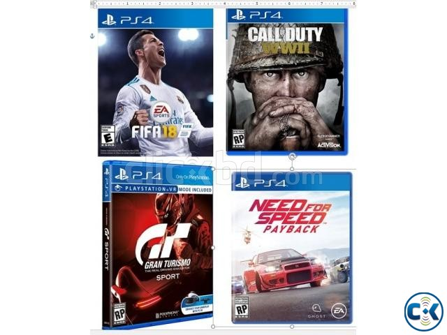PS4 brand new best price with warranty | ClickBD large image 3