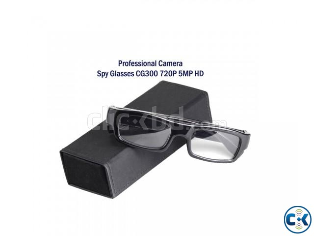 Spy Camera Professional Glasses 32GB | ClickBD large image 0