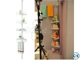 Multi Corner Shelf Rack