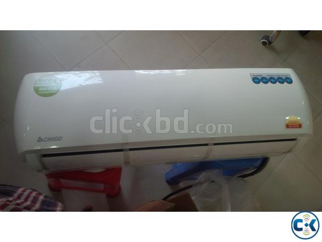 ORIGINAL CHIGO SPLIT AC 1.5 TON | ClickBD large image 0