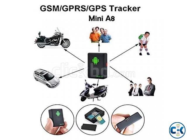 A8 MINI SIM DEVICE VOICE TRACKER GPRS 01618657070 | ClickBD large image 0