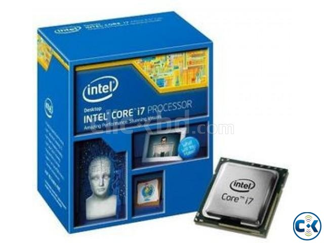 Intel Processor Desktop Core i7-5820K | ClickBD large image 0