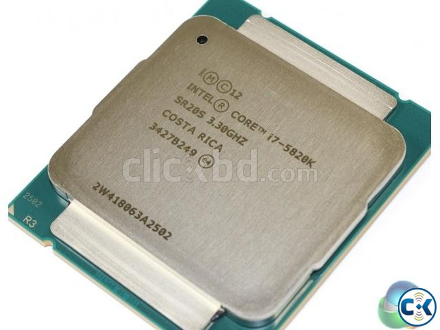 Intel Processor Desktop Core i7-5820K | ClickBD large image 2