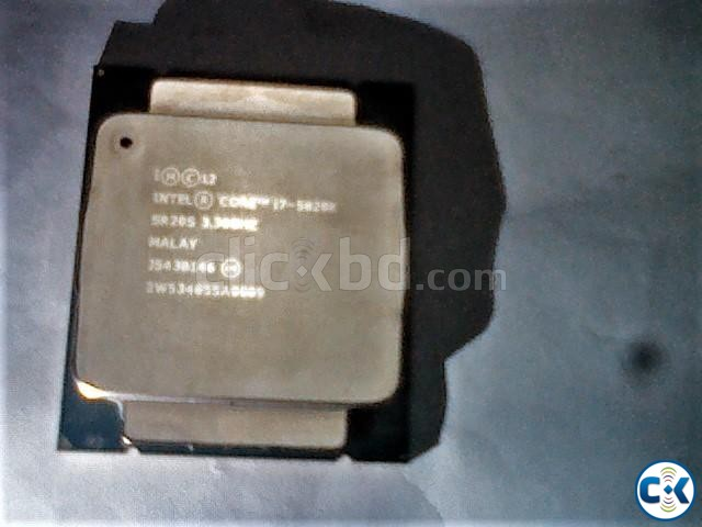Intel Processor Desktop Core i7-5820K | ClickBD large image 3