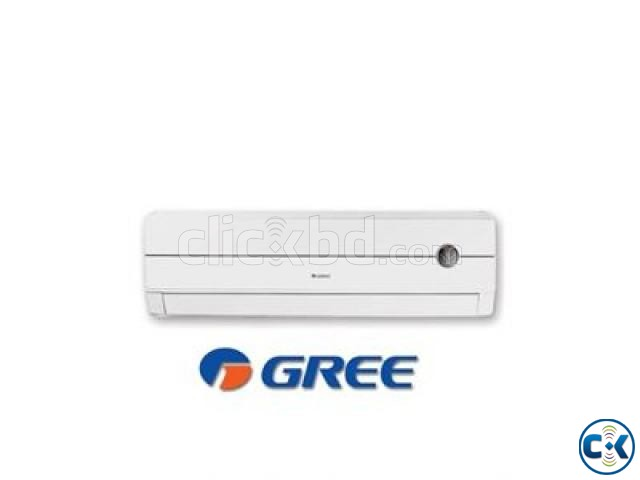 GREE 1 TON SPLIT GS-12CT AC 1 YEAR COMPRESSOR GUARANTEE | ClickBD large image 0