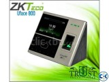Zkteco Face Time Attendance Access Control uFace 800