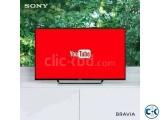 SONY BRAVIA 43'' W750E X-Reality Pro  Smart HDR LED TV