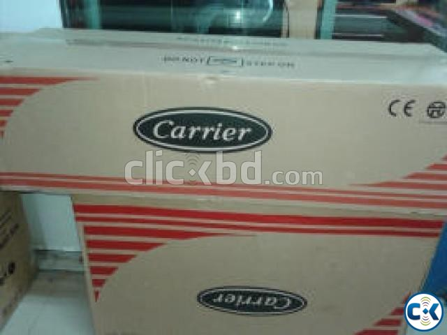 CARRIER 1.5 TON SPLIT TYPE AC WARRENTY 3 YRS | ClickBD large image 1
