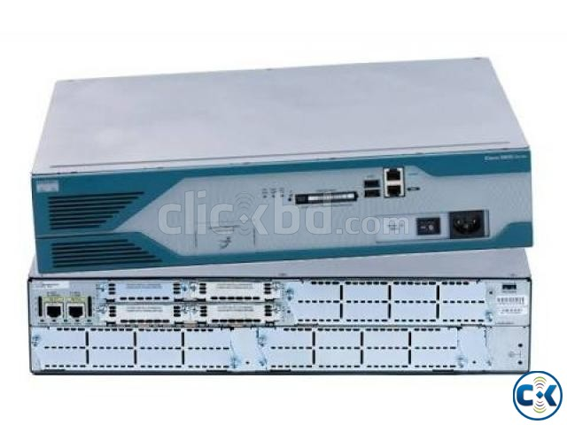cisco 2851 router | ClickBD large image 0