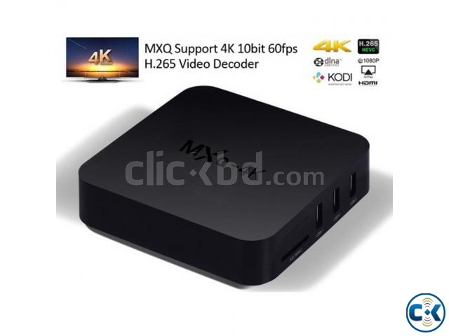 OTT Android TV Box 4K Ultra HD | ClickBD large image 0