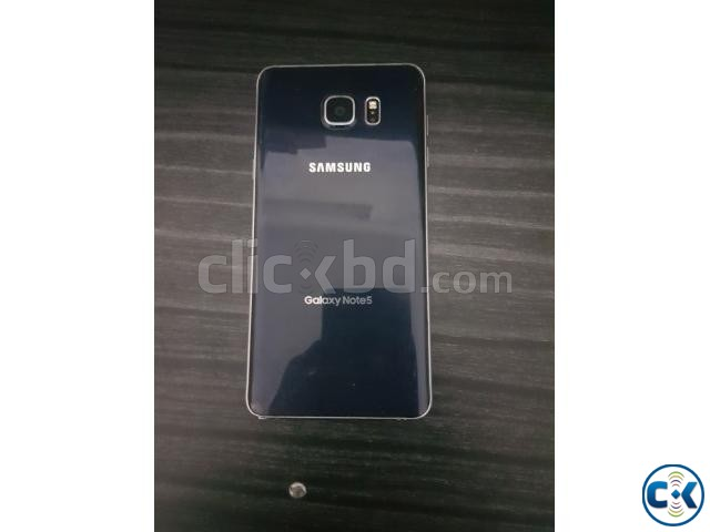 Samsung Galaxy Note 5 Coral Blue 64 GB | ClickBD large image 1
