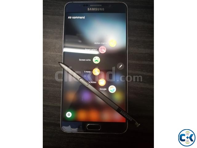 Samsung Galaxy Note 5 Coral Blue 64 GB | ClickBD large image 2