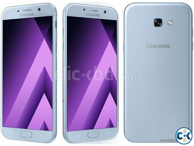 Brand New Samsung Galaxy A7 17 32GB Sealed Pack 1 Yr Wrrnty | ClickBD large image 0