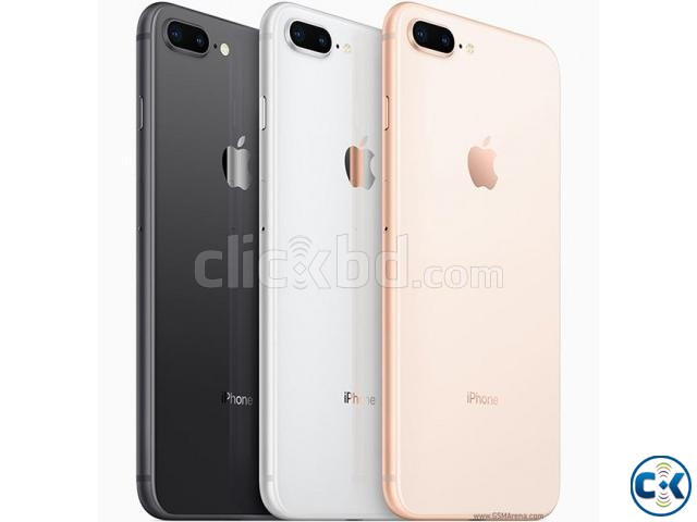 Brand New Apple iphone 8 Plus 64GB Sealed Pack 3 Yr Warnty | ClickBD large image 1
