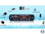 Bluetooth 5V-12V MP3 Audio Module TF USB