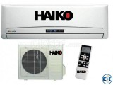 Haiko 1 TON AC HS-12KDTLV Split AC With 2 Years Warranty