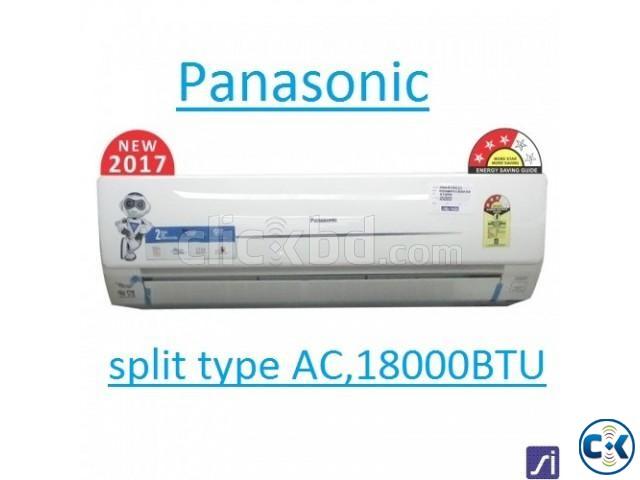 Panasonic CU-YC18MKF 1.5 Ton Split AC 65 Energy Savings. | ClickBD large image 1