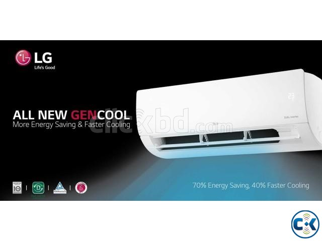LG 1.5 Ton split type air conditioner KORIA | ClickBD large image 0