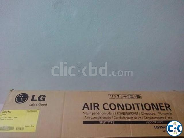LG 1.5 Ton split type air conditioner KORIA | ClickBD large image 3