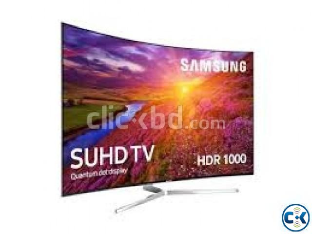 Samsung 55 KS9000 4K SUHD Smart Curved Ultra LED TV | ClickBD large image 1