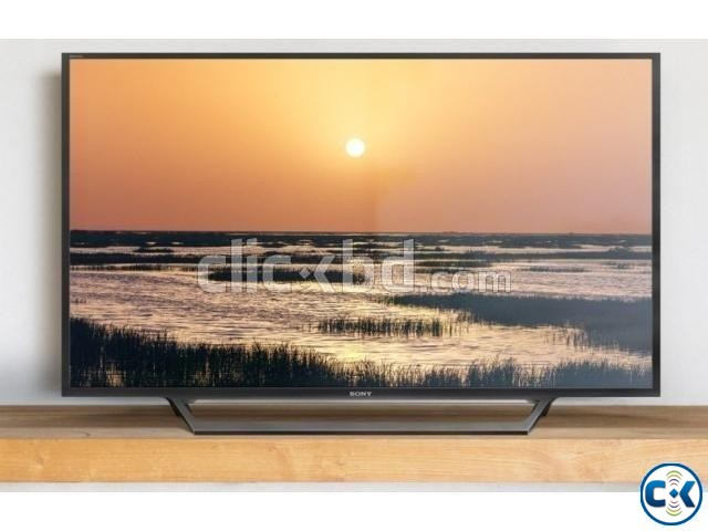 Sony Bravia W652D 55 Smart Screen Mirroring FHD LED TV | ClickBD large image 0