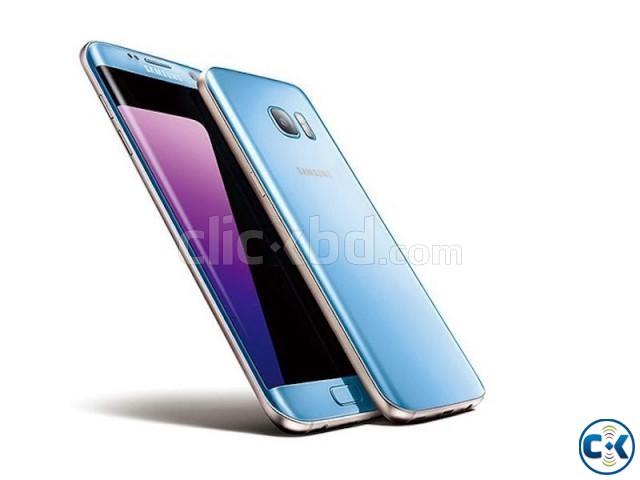 Samsung Galaxy S7 Edge Blue Coral 32 GB  | ClickBD large image 0