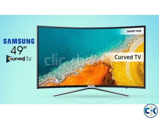 SAMSUNG 49 K6300 CURVED 4K ultra HD TV | ClickBD large image 1