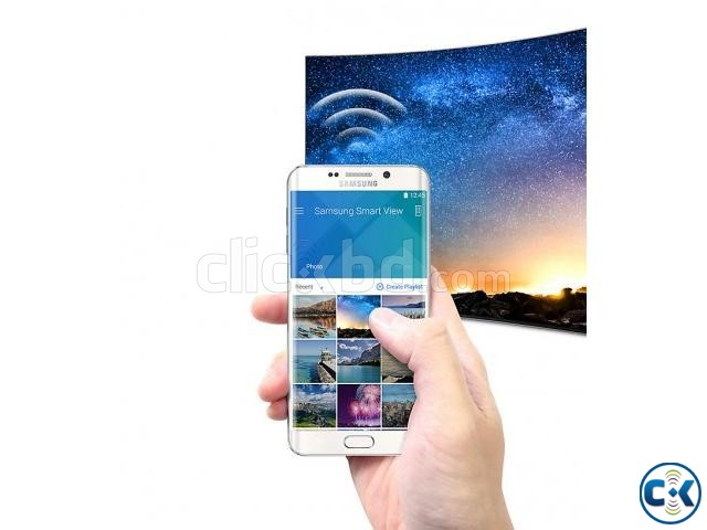 SAMSUNG 49 K6300 CURVED 4K ultra HD TV | ClickBD large image 4