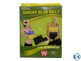 100 Original Sweat Slim Belt