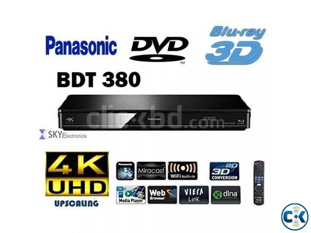 Panasonic DMP-BDT380 BD PRICE | ClickBD large image 0