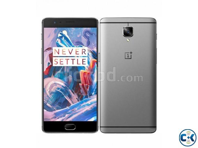 OnePlus 3 6gb 64gb Original BD | ClickBD large image 1