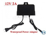 Adapter 12V 2A CCTV Security Camera