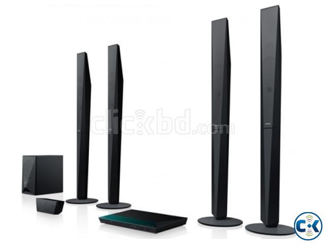 Sony BDV-E6100 home cinema system with blu-ray BD | ClickBD large image 0