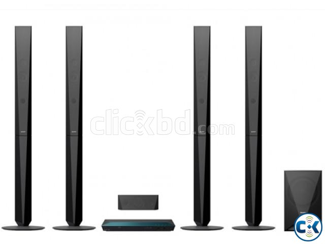 Sony BDV-E6100 home cinema system with blu-ray BD | ClickBD large image 2